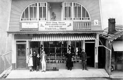 Magasin à Murren années 20