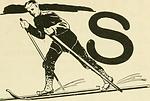 Staub ski skier logo.png