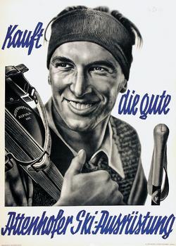 Publicité 1940 de Knopfel
