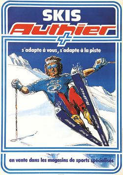 Publicité 1970 de F. Mathhey