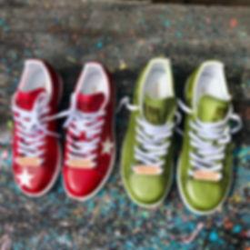 Adidas Stan smith customisées