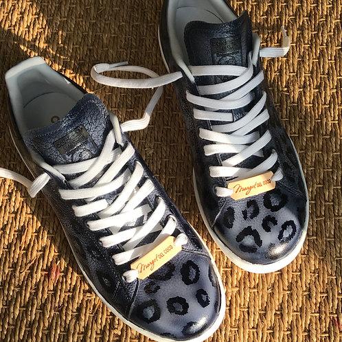Adidas stan smith personnalisées Panthère Custom