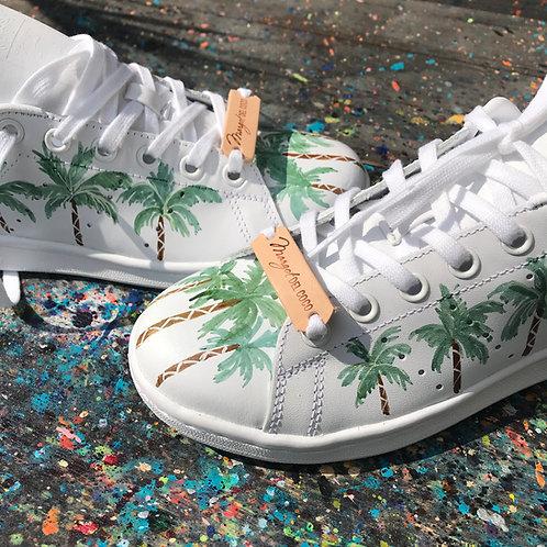 Adidas Stan Smith  personnalisées Custom COCO t'y es ;)