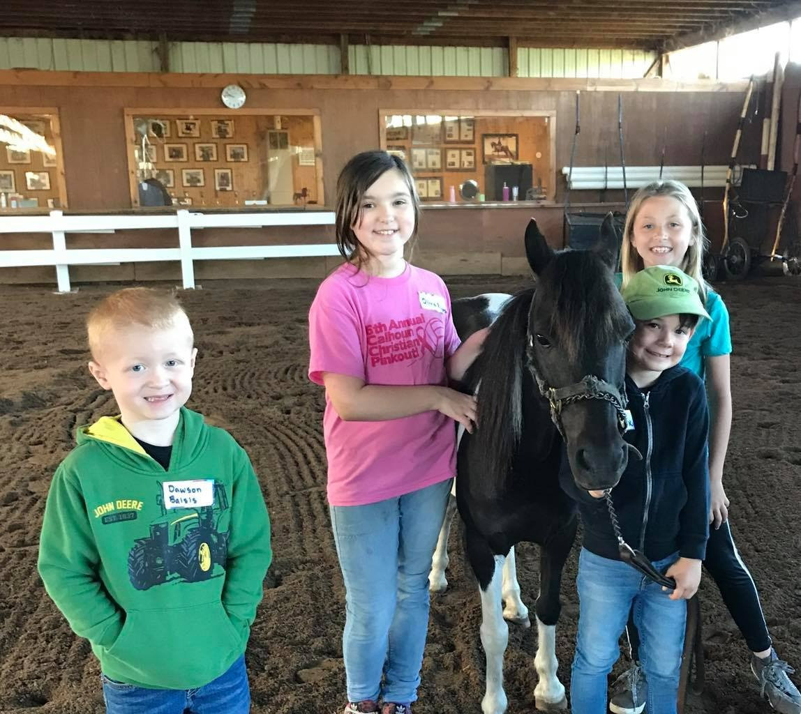 Tiny Tots 1 Day Horse Camp (Ages 5-7) #2