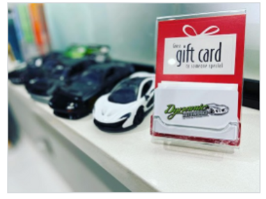 E-Gift Cards Available!