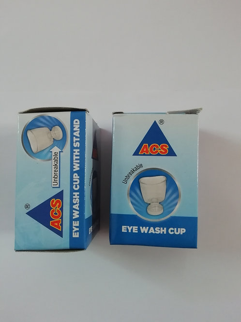 Eye wash cups 2 numbers