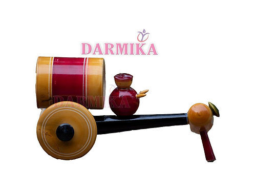 Darmika Wooden Bullock cart 1 no
