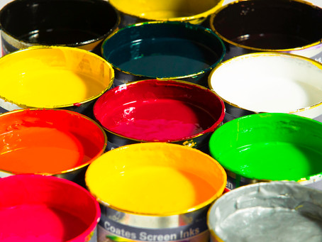 Conheça as tintas tampográficas para silicones e emborrachados