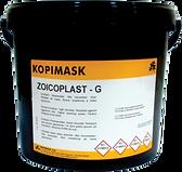 Emulsao para Serigrafia ZoicoPlast G 5Kg