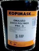 Emulsao para Serigrafia Zoico Polymer Pr