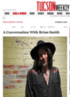 Brian Jabas Smith - Tucson Weekly -Tucso