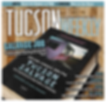 Editor's Note on Tucson Salvage - Tucson Weekly Cover