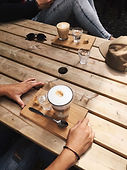 Koffie van Bacchi | Latt Art | Barista | Terras | Amersfoort | Hotspot