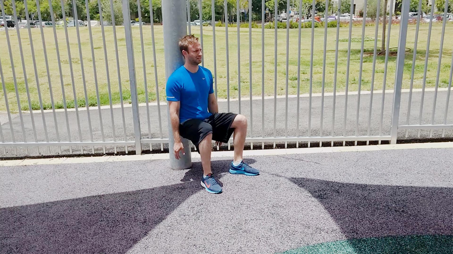 אימון רגליים / ללא ציוד