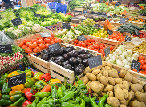 האם ירקות עוזרים לנו לעלות במסה?