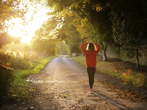 הליכה - למה  כדאי לכם