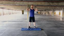 אימון ידיים - יד קדמית ויד אחורית