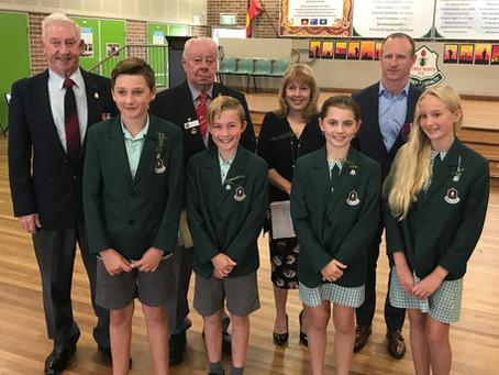 ANZAC Day Ceremony 2017