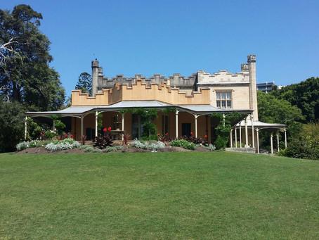 Vaucluse House Excursion