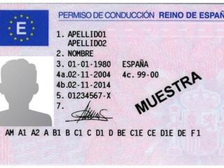 CANJE / Changement de permis de conduire