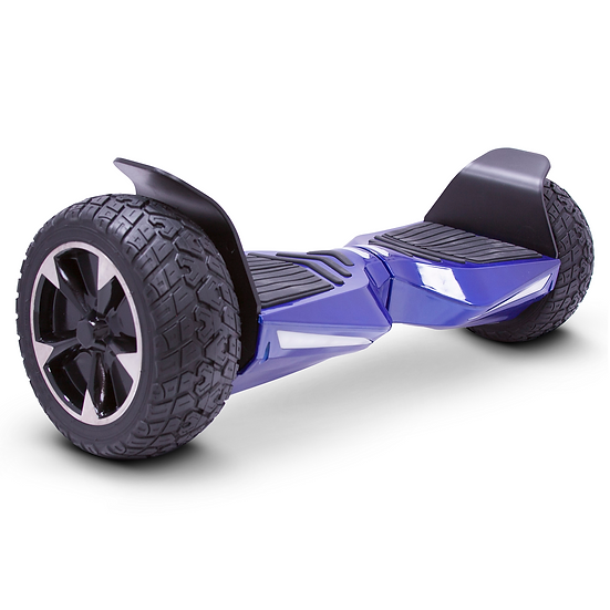 8.5'' Hoverboard with Built-in Bluetooth for Kids and Adults (Blue)