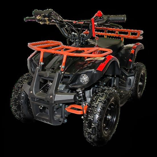 Sonora 40CC 4-Stroke Gas ATV Four Wheeler Quad for Kids (No CA Sales), Orange