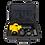 Thumbnail: 3-Speed Cordless Handheld Massage Gun (Yellow)
