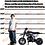 Thumbnail: 2-Stroke 51CC Gas Dirt Bike Mini Motorcycle (EPA Registered, NO CA Sales), Black