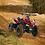 Thumbnail: 350W 24V Mars Electric ATV Mini Quad Four Wheeler for Kids (Red)