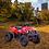Thumbnail: 500W 36V Monster Electric ATV Mini Quad Four Wheeler for Kids (Red)
