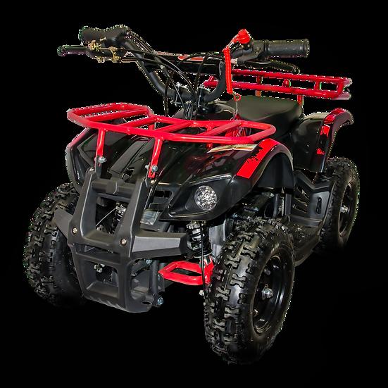 Sonora 40CC 4-Stroke Gas ATV Four Wheeler Quad for Kids (No CA Sales), Red