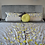 Thumbnail: Upholstered Tufted Headboard for Queen Size Bed (Vintage Grey)
