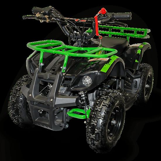 Sonora 40CC 4-Stroke Gas ATV Four Wheeler Quad for Kids (No CA Sales), Green