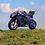 Thumbnail: 36V 500W Electric Pocket Bike Mini Motorcycle for Kids (Blue/Black)