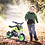 Thumbnail: 2-Stroke 51CC Gas Dirt Bike Mini Motorcycle (EPA Registered, NO CA Sales), Green