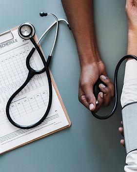 La visite du médecin
