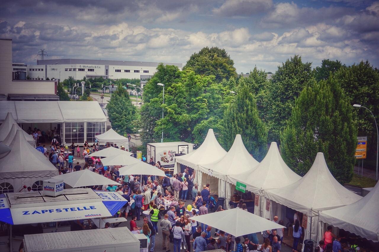 Sommerfest Gebrüder Wollenhaupt (Event)