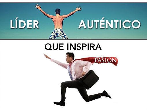 liderazgo auténtico que inspira pasión