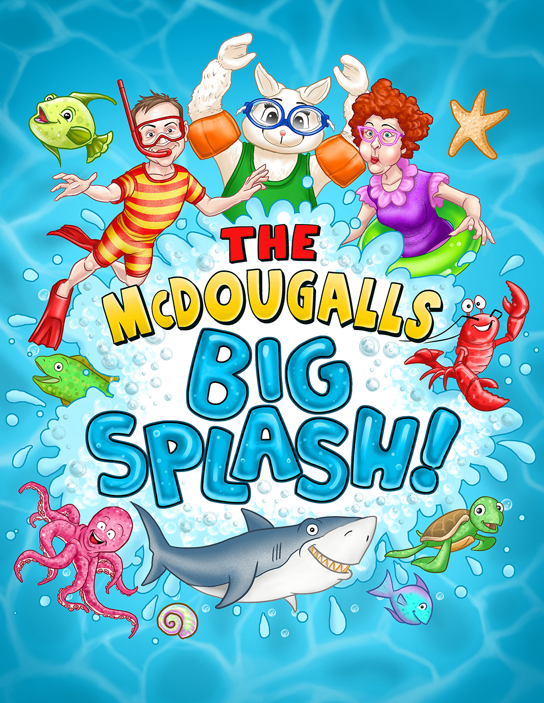 The McDougalls Big Splash