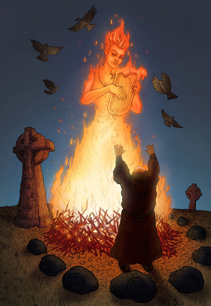 Worship Of Fire