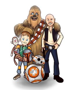 Star Wars Portrait