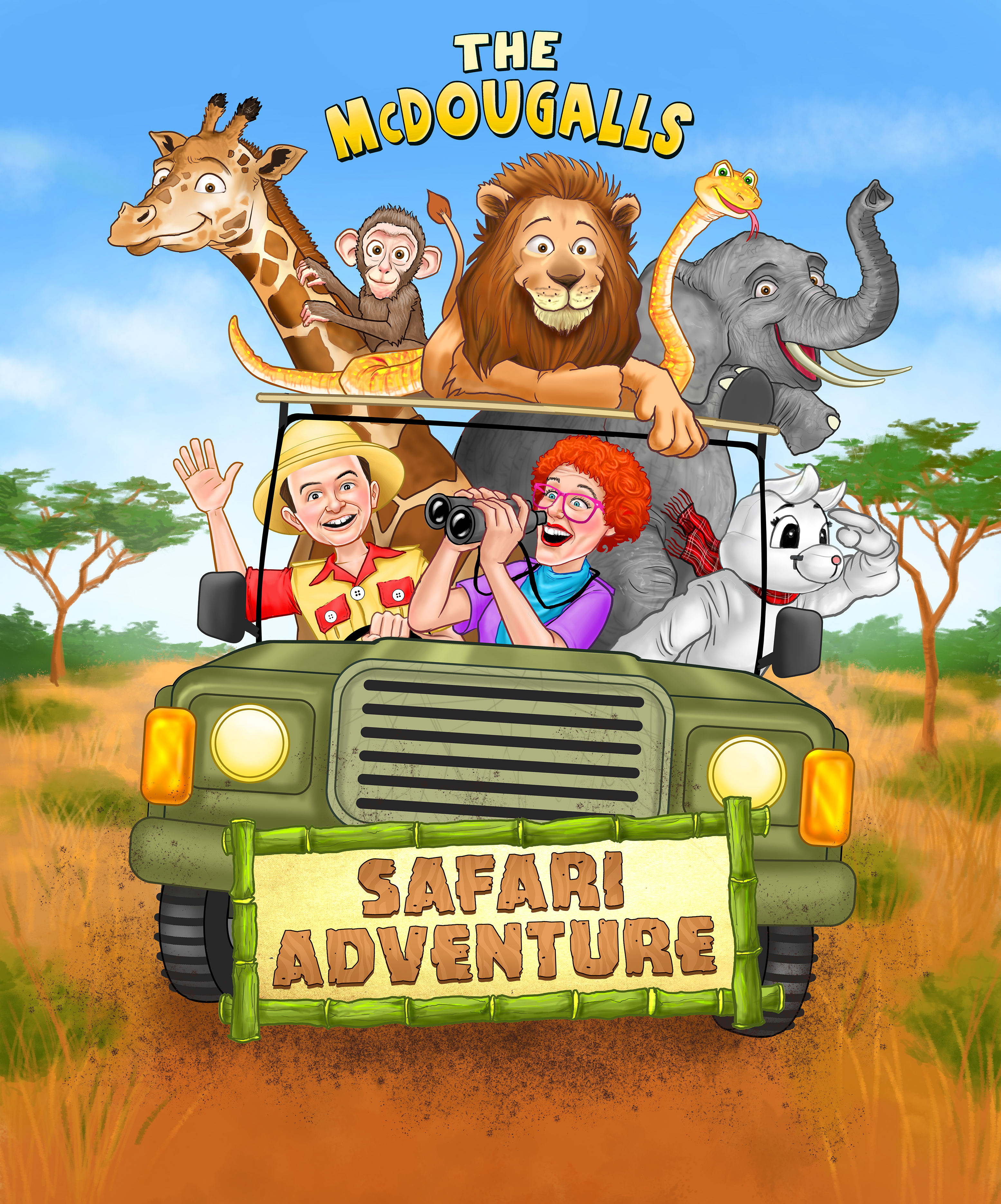 The McDougalls Safari Adventure