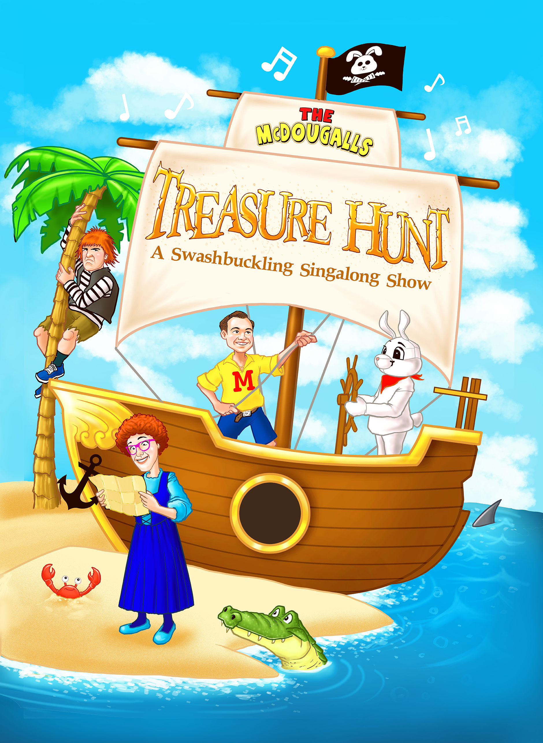 The McDougalls Treasure Hunt