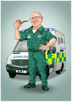Paramedic Portrait