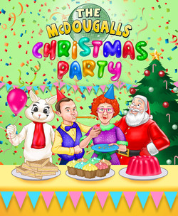 The McDougalls Christmas Party