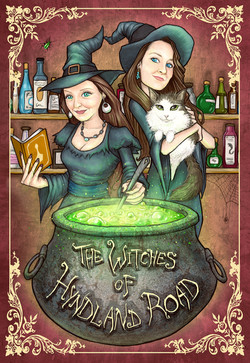 The Witches Of Hyndland Road