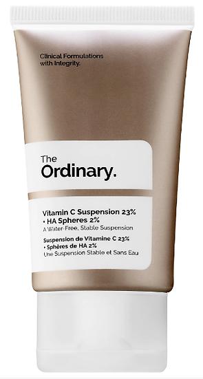 Vitamin C Suspension 23% + HA Spheres 2%