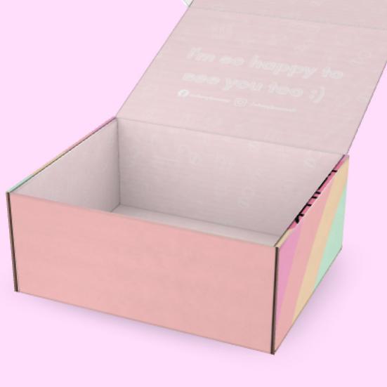 Oh my box full