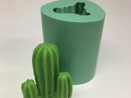 Molde de Silicone - Cactus Alto