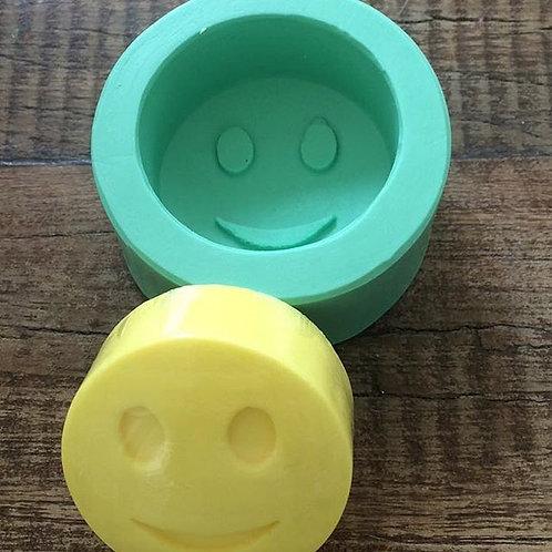 Molde de Silicone - Emoji Alegre